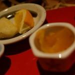 花ごころ - 甘味と漬けモン