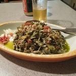 オリエンタルキッチン マリカ - ミャンマー伝統のお茶の葉サラダH26.6