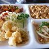 錦城閣 - 料理写真:錦城定食