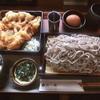 昌庵 - 料理写真:天月ざるそば