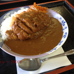 あさい食事処 - カツカレー700円☆(第三回投稿分①)