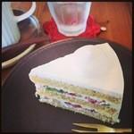 amacha. - 素敵な癒しの空間で美味しいケーキ&ドリンク♪もちろん禁煙!!!(嬉)