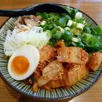 麺屋 NOROMA - キムラ君(H26.6.23)