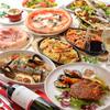ピザバーコムギ - 料理写真: 「一番人気!!KOMUGI面白コース」 2時間飲み放題付 4000円