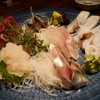 杉のあかり - 料理写真:能登盛¥2415+白海老刺身¥950