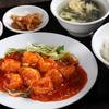 成都 - 料理写真:エビチリ