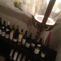 ワイン部屋あります
