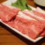 うまい噺 - 牛すき鍋