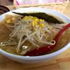 大門 - 料理写真:味噌ラーメン  750円