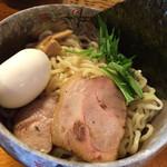 豚骨らーめん れん - 燻つけ麺 ¥850
