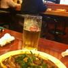 ながた屋 - 料理写真:牛肉ピーマン炒め