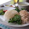 海南鶏飯食堂2 - 料理写真:海南鶏飯(ハイナンジーファン)大盛