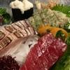 田はら - 料理写真:刺身の盛り合わせ