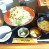 みかわの郷 - 料理写真:かきあげしらす丼