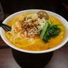 蒲田刀削麺 - 料理写真:四川風担々刀削麺