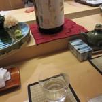 28594305 - グラスで一杯ずつ頂いてゆきました。