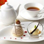 エスタシオン カフェ - ケーキセット