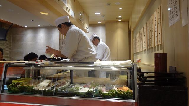 九段下 寿司政 旬八海 そごう横浜店