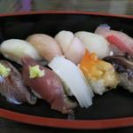 鮨和 - 地物寿司