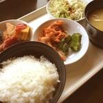 バイキングレストラン志高 - 料理写真:朝からガッツリ!