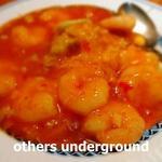 龍厨房 - 海老のチリソース炒め