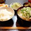 居酒屋美和 - 料理写真:けんちん定食☆