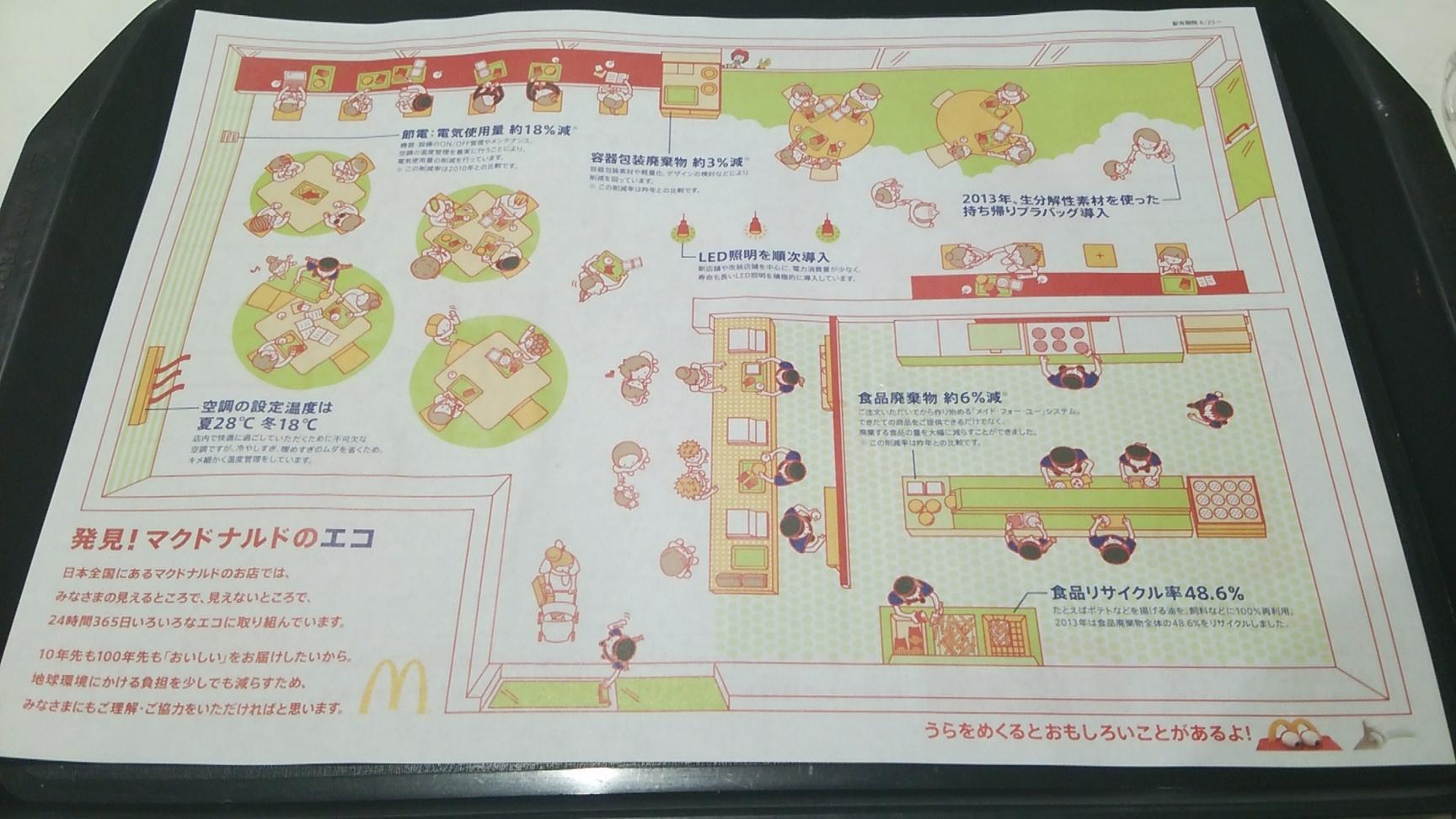 マクドナルド イオンモール津山店