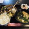 和食処 きむら - 料理写真:2014.6)あじ焼き定食(970円)