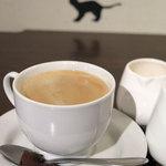 黒猫cafe - コーヒー