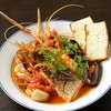 ラ ルピカイア - 料理写真:カッチュッコ(魚介のトマト煮)
