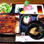 うなぎ 割烹 檜 - 料理写真:うなぎ 割烹 檜 @佐野 鰻御膳 2,000円