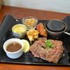 ZORO - 料理写真:サービスステーキランチ