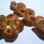 東風 - リースパン、ベーコンエピ