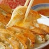 青島 - 料理写真:味噌タレ餃子