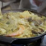 くまげら - カレー鍋