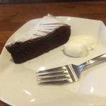 カフェ マルゴ - ガトーショコラ