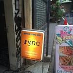 sync -