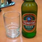 歓迎 - 青島ビール2014.6