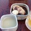 新三浦 - 料理写真:先ずはスープですね
