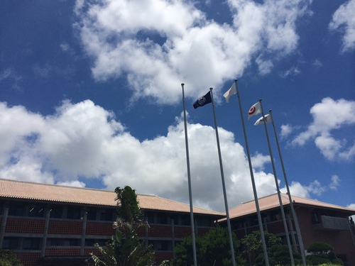 JICA沖縄国際センター 厚生棟食堂