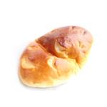 ブーランジェリー・シュルプリーズ - はりねずみのクリームパン (151円)  '14 6月上旬