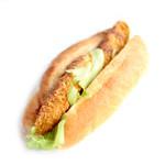 ブーランジェリー・シュルプリーズ - 揚げたてコロッケパン (194円)  '14 6月上旬