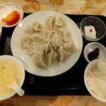 中華料理 祥宇 - 水餃子(ランチ)
