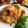 アガリコサユール - 料理写真:パッタイ  海鮮焼きビーフン