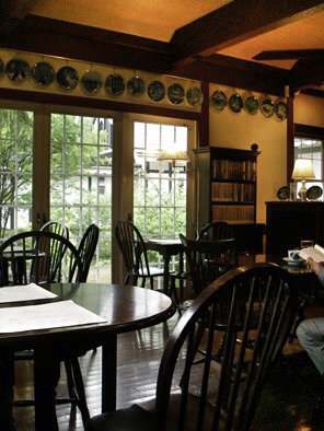 cafe安曇野文庫