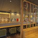 カフェ三菓亭 - カウンター