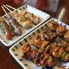 やきとり大吉 - 料理写真:8種盛り