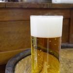 ビールスタンド重富 - 壱度注ぎ