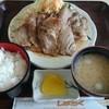 レストランしばらく - 料理写真:【2014/06】しょうが焼き定食
