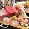 美少年 - 料理写真:産地直送鮮魚刺身盛り合せ